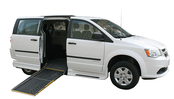 Side Entry Van Conversion | Dodge Grand Caravan | Savaria