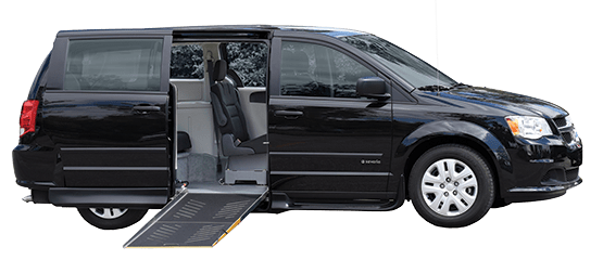 Short Side Entry Van Conversion | Savaria