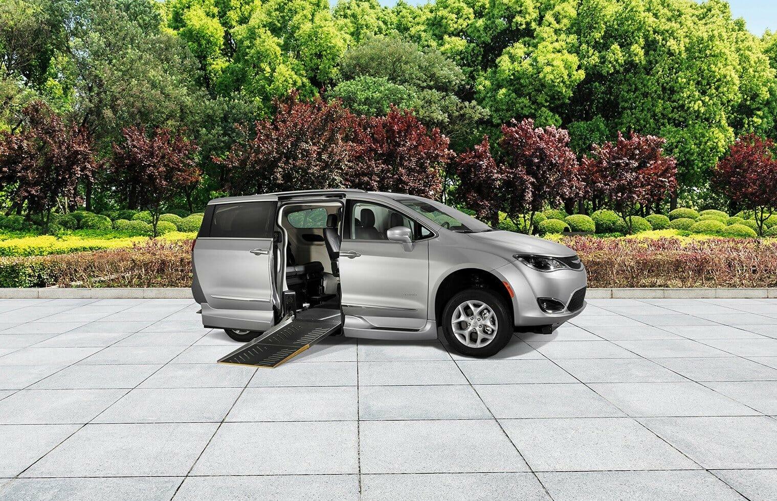 Wheelchair Van Conversions | Savaria Vehicle Group